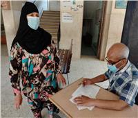 صحة المنياوالمجلس القومي للمرأة يطلقان حملة لتوفير لقاح كورونا للمواطنين بالقرى