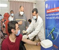 تشغيل 6 مراكز لتطعيم المواطنين ضد كورونا وتجهيز 6 أخرين بمحافظة أسيوط