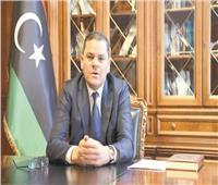 رئيس حكومة الوحدة الوطنية الليبية يستقبل مساعد وزير الخارجية الأمريكي