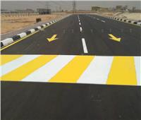 رفع كفاءة وتطوير محاور مرورية جديدة بتكلفة 110 مليون جنيه بالإسماعيلية