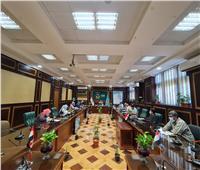 جامعة دمنهور تنظم دوروات تأهيلية بمركز «السعادة والإرشاد النفسى»