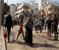 الأمم المتحدة: نزوح أكثر من 52 ألف فلسطيني جراء الغارات الإسرائيلية
