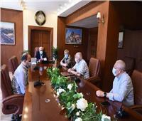 محافظ  بورسعيد يعلن التوسع فى مراكز تلقى لقاح كورونا