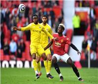 مانشستر يونايتد يسقط في فخ التعادل مع فولهام.. فيديو