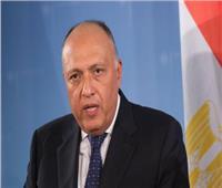وزير الخارجية: مصر توفر كافة الدعم للسودان سياسيًا واقتصاديًا وثقافيًا