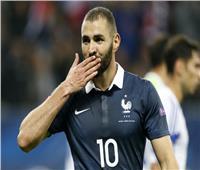 بعد غياب 6 سنوات.. بنزيما يعود لقائمة فرنسا في «يورو 2020»