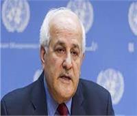 مندوب فلسطين بالأمم المتحدة: مصر في طليعة الأطراف الساعية لوقف العدوان