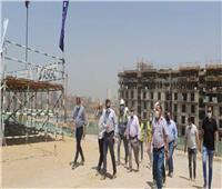5 معلومات عن مشروع تطوير«منطقة سور مجرى العيون»الجديد بمصر القديمة