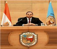 رئيس جامعة سوهاجيشيد بمبادرة السيسي لإعمار غزة: مصر ستظل قلب العروبة وحصنها المنيع