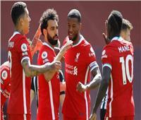 ليفربول في مواجهة صعبة أمام بيرنلي في الدوري الإنجليزي