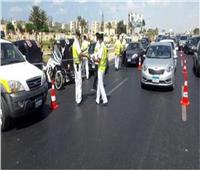 خلال 24 ساعة.. «أكمنة المرور» تحرر 4833 مخالفة على الطرق السريعة