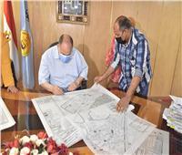 محافظ أسيوط يعتمد المخطط التفصيلي لـ 22 قرية بمركزي أبوتيج والقوصية