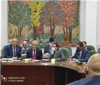 نائب وزير الزراعة يبحث التحسين الوراثي للماشية في مصر