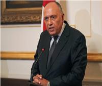 سامح شكري يلتقي وزير خارجية قبرص غدا