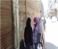 حملة موسعة للقضاء على المتسولين بنجع حمادي