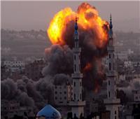 الغارات الإسرائيلية دمرت 3 مساجد في غزة