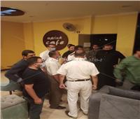 غلق 31 منشأة مخالفة وتحرير 298 محضر عدم ارتداء كماماتبالبحيرة.. صور