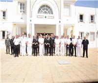 انطلاق فعاليات التدريب البحري المشترك «Phoenix Express-2021» بتونس