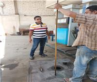 تحرير 88 محضرًا تموينيًا لمخابز مخالفة بالإسكندرية