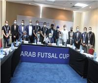 اللجنة المنظمة لكأس العرب للصالات تؤكد ثقتها في نجاح البطولة بإقامتها في مصر
