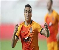 صور| أول ظهور لـ مصطفى محمد بعد انتهاء الدوري التركي