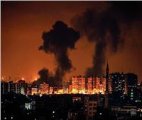 «الاحتلال الإسرائيلي» يعلن عن تنفيذ أعنف قصف ضد غزة الليلة