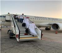مطار شرم الشيخ الدولي يستقبل أولى الرحلات السياحية من جدة والرياض