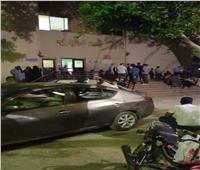 مصرع ٣ محصلين بكهرباء شمال القاهرة في حادث مروع بالطريق الدائري الأوسطي
