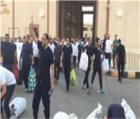 السجون تفرج عن 645 سجينا بعفو رئاسي وشرطي بمناسبة عيد الفطر المبارك