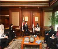 «المشاط»: اختيار مصر شريكًا استراتيجيًا لكوريا الجنوبية في منطقة الشرق الأوسط وشمال أفريقيا