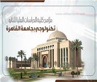 إنفوجراف| خصائص كلية «النانو تكنولوجي» بجامعة القاهرة