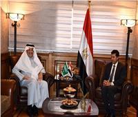 وزير الشباب والرياضة: تعزيز التعاون مع السعودية خلال الفترة المقبلة