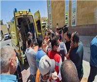 تحويل مصاب فلسطيني من سيناء للقاهرة للعلاج في معهد ناصر