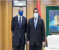 الاتحاد الأوروبي يفتتح سفارته بليبيا ويبدأ العمل بها