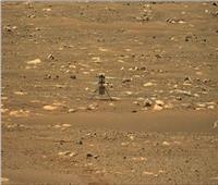 مروحية تابعة لناسا تقوم برحلتها السادسة على سطح المريخ
