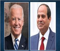 بايدن للسيسي: مصر لها دور تاريخي ومحوري في الشرق الأوسط وشرق المتوسط