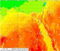 «الأرصاد»: طقس «الجمعة» حار نهارا.. وأمطار متقطعة على جنوب سيناء