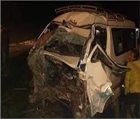 حادث مروع بـ«القاهرة - الإسكندرية» الزراعي إثر انقلاب ميكروباص بالبحيرة