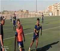 المنيا يواصل تدريباته استعدادا لاستضافة كيما أسوان..الليلة