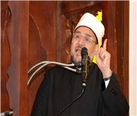 وزير الأوقاف: مصر دولة لا تعرف سوى البناء والإعمار