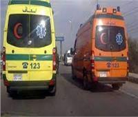 مصرع 4 أشخاص وإصابة اثنين آخرين من أسرة واحدة في حادث مروع بطريق قنا- سوهاج