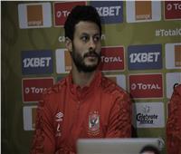 «الشناوي» عن مباراة صن داونز: «لدينا مسئولية كبيرة.. ونسعى للتأهل»