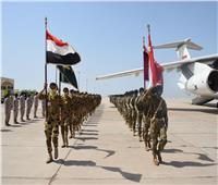 انطلاق فعاليات التدريب المصري الإماراتي المشترك «زايد 3» بالإمارات| صور