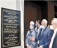وزير الأوقاف يفتتح 9 مساجد جديدة بالجيزة