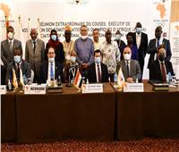 وزير الرياضة يشهد جلسة اتحاد اللجان الأوليمبية الإفريقية
