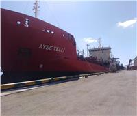 قناة السويس: 26 سفينة عبرت المجري الملاحي بموانئ بورسعيد