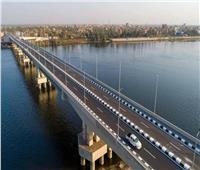 وزير النقل يتفقد محور قوص على النيل استعدادا لافتتاحه الرسمي   صور