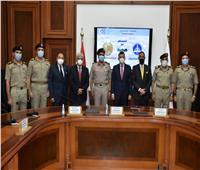 القوات المسلحة توقع بروتوكول تعاون مع كلية الهندسة جامعة عين شمس |صور