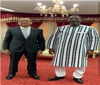 «أزمة سد النهضة» على رأس مباحثات السفير المصري برئيس برلمان بوركينا فاسو