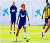 ميسي يغيب عن تشكيل برشلونة أمام إيبار